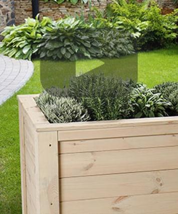 Blog: Riempire cassetta per piante rialzata