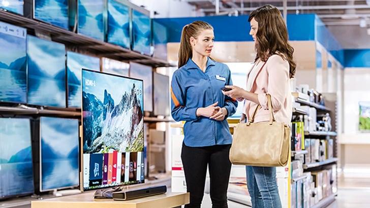 Worauf kommt es beim TV-Kauf an?