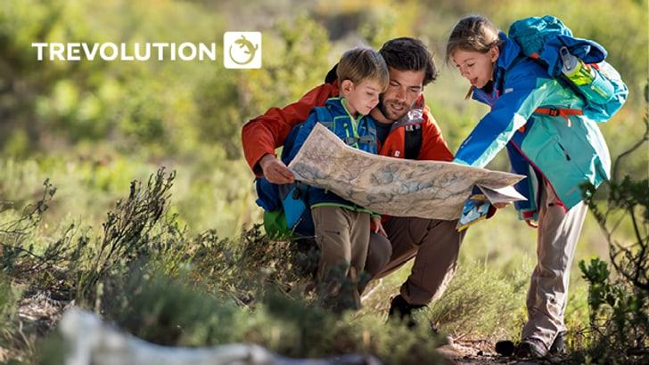 Équipement pour petits et grands explorateurs