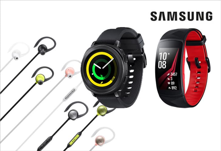 Promotion Samsung Gear