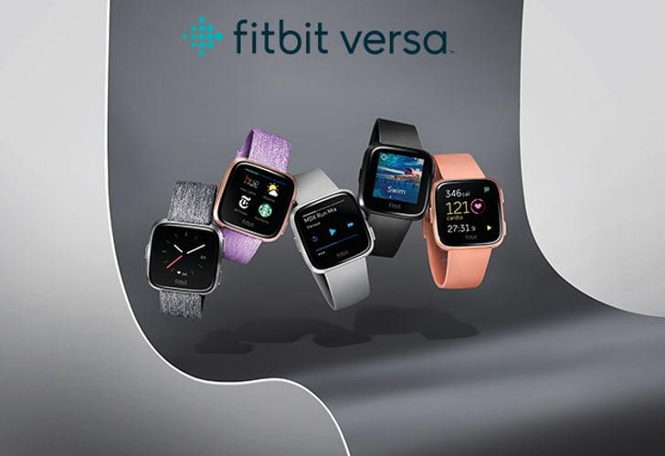 Pre-ordina Fitbit Versa ora!