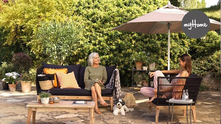 Eine Outdoor-Lounge ganz nach Ihrem Geschmack